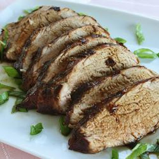Chinese Pork Tenderloin
