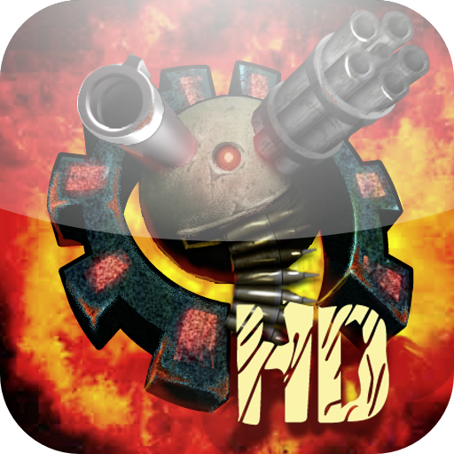 Defense Zone HD game for Android