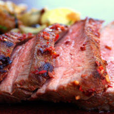 Harissa-Marinated Tri-Tip Roast Recipe