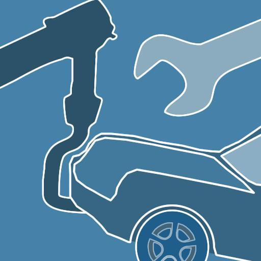 Auto Service LOGO-APP點子