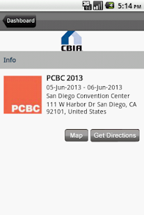 PCBC 2013 - screenshot