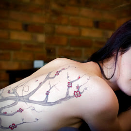 by Sven Slabbert - People Body Art/Tattoos