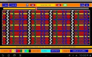 Screenshot of iBead Peyote Ex