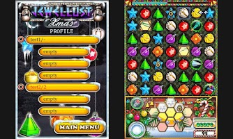 Screenshot of Jewellust Xmas Lite