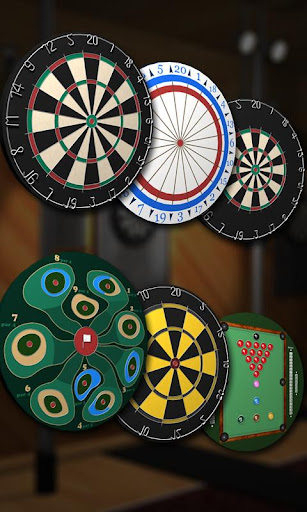 Pro Darts 2014 - screenshot