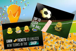 Screenshot of Hopeless: Flick Soccer Cup