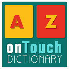 On Touch Dictionary