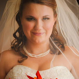 by Joyce White - Wedding Bride