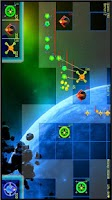 Screenshot of Space Defense Demo