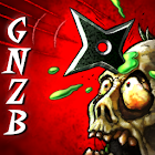 Ghost Ninja:Zombie Beatdown icon