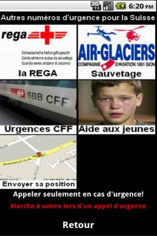 【免費醫療App】Urgences (CH) 2.0 Donation-APP點子