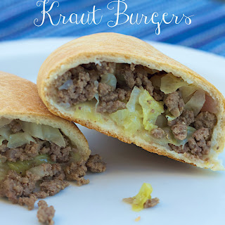 Kraut Burgers Recipes