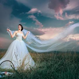 bride by Dejan Nikolic Fotograf Krusevac - Wedding Bride ( aleksandrovac, kraljevo, vencanje, novi sad, uzice, vencanja, beograd, snasa, svadbe, wedding, krusevac, cacak, svadba, vencanica, kragujevac, fotograf )