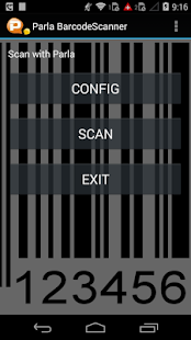 Barcode Scanner - screenshot