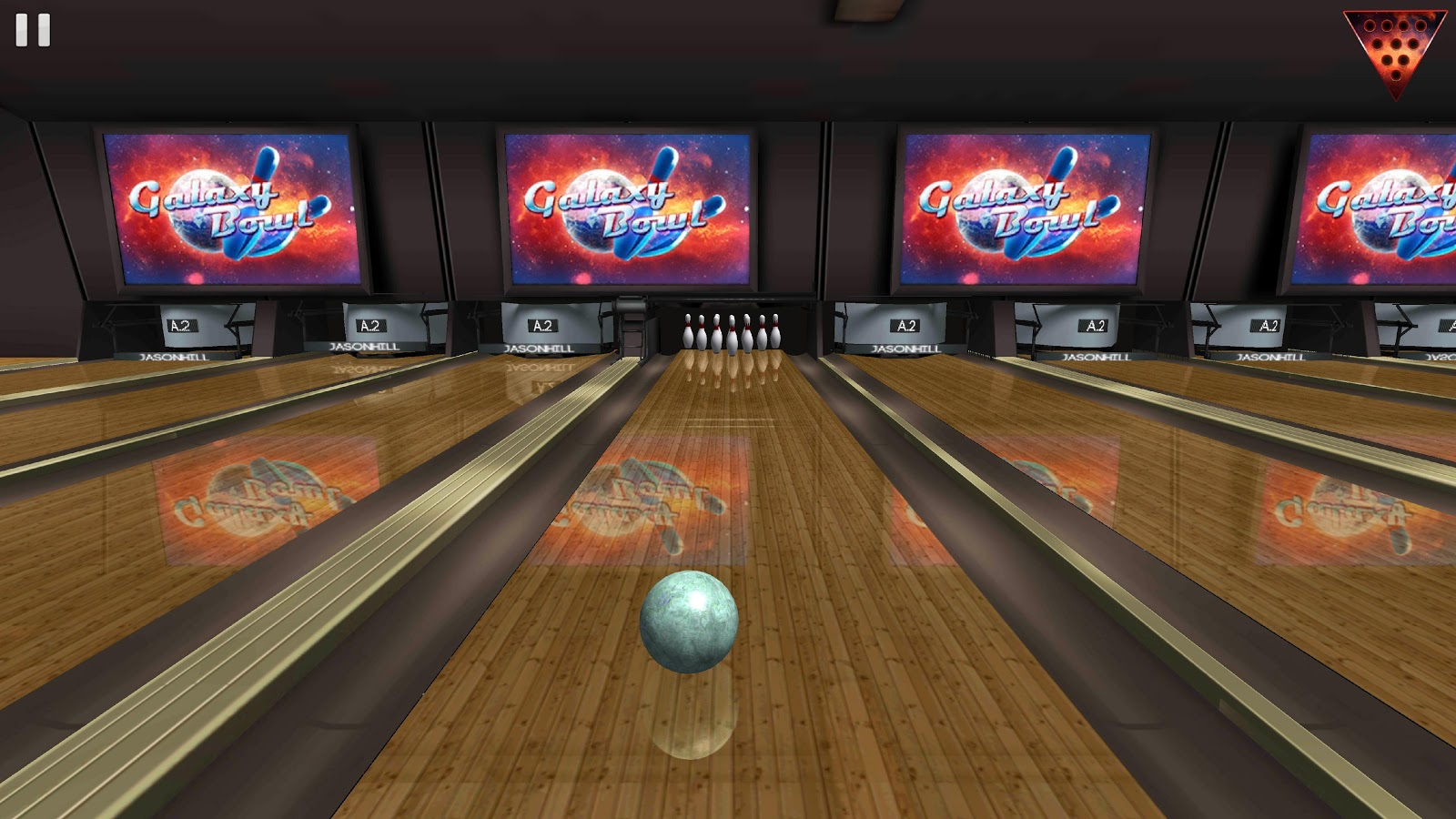Galaxy Bowling ™ 3D Screenshot 16