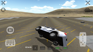 Screenshot of Extreme Pickup Crush Drive 3D