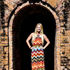 history meet fashion by Diane Davis - People Fashion