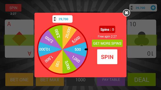 Descargar video poker gratis para celular