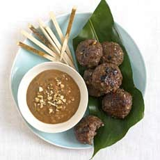 Vietnamese Beef Patties