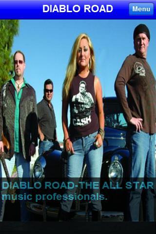Diablo Road App