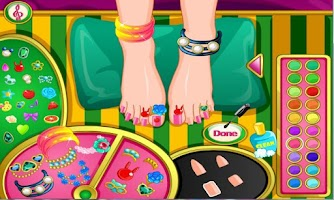 Screenshot of Beauty Girl SPA Salon