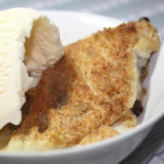 British Bread and Butter Pudding