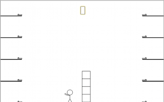 Screenshot of Stickman Portal
