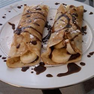 Vanilla Cream Chocolate Filling for Crepes