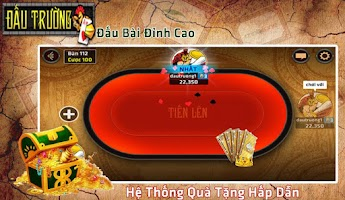 Screenshot of Dau Truong 52  Bai Online2015