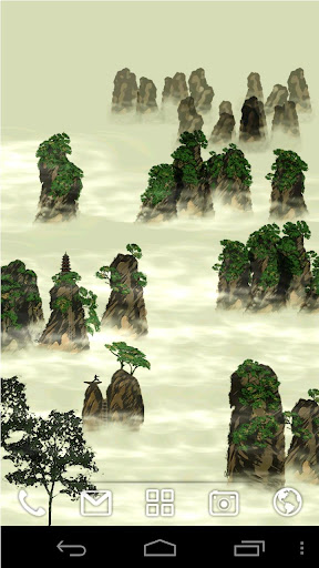 Zenscapes: Tranquil Peaks Free