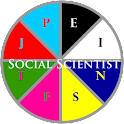 Social Scientist Donate icon