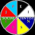Social Scientist Donate icon