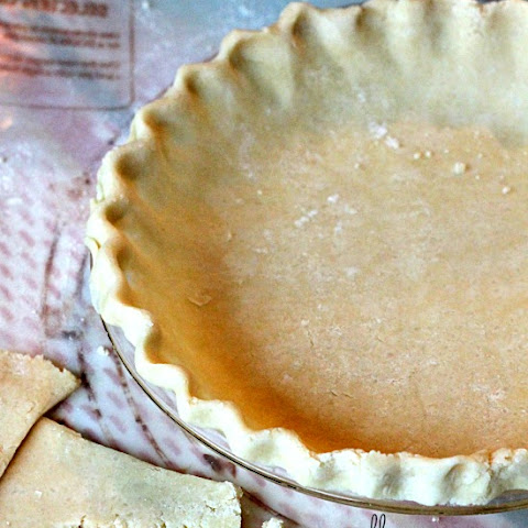 Coconut Oil Pie Crust