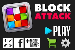 Screenshot of Block Attack - Matching Game