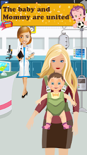 Newborn Baby Care - screenshot