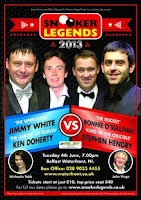 Screenshot of Snooker Legends
