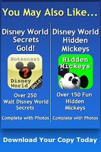 App Walt Disney World Notescast Apk For Kindle Fire