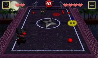Screenshot of Chompy's Dodgeball