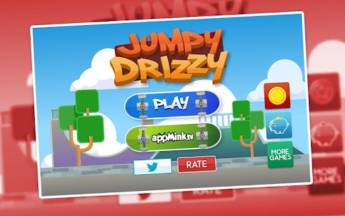 Skateboard Games Drizzy Jumper - screenshot