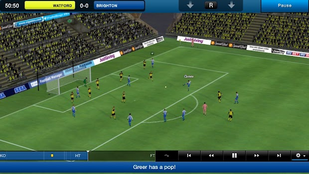 Football Manager Classic 2014 coming to PS Vita early next month