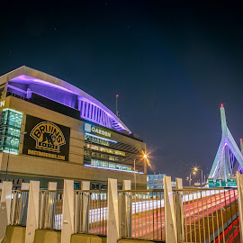 TD Garden by Cary Chu - Buildings & Architecture Public & Historical