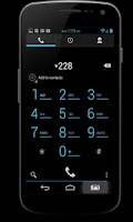 Screenshot of CM10 JB Theme: