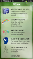 Screenshot of Relax for everyone