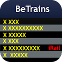 BeTrains Liveboards icon