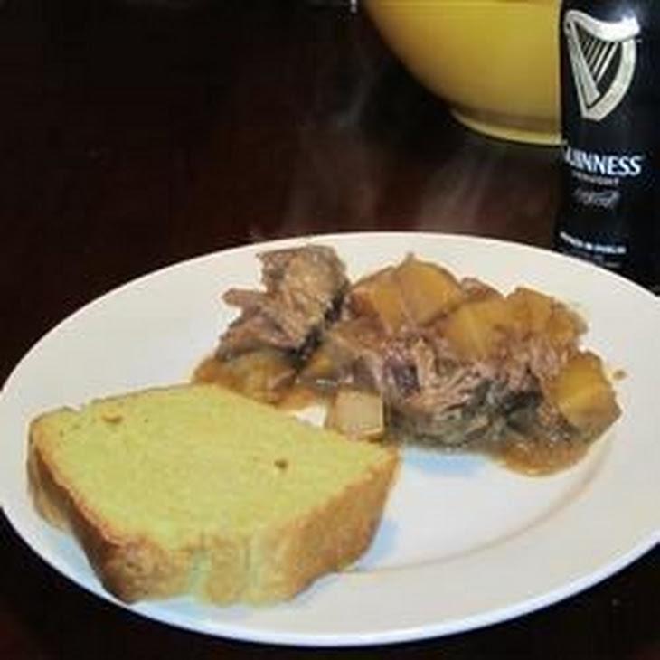 Irish Stout Beer Pot Roast