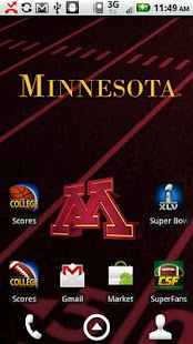 Minnesota Live Wallpaper - screenshot