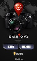 Screenshot of DSLR GPS