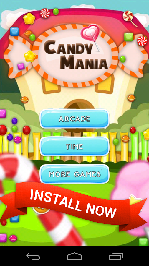Candy Blitz Screenshot 0