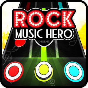 Cover art Music Hero Rock