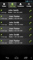 Screenshot of VoixTalk SIP Softphone